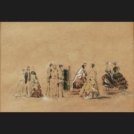 http://www.cerca-trova.fr/12360-thickbox_default/ecole-francaise-fin-xixeme-debut-xxeme-siecle-dans-le-style-d-eugene-boudin-crinolines-sur-la-plage.jpg