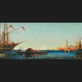 http://www.cerca-trova.fr/12774-thickbox_default/ecole-francaise-de-la-fin-du-xixeme-siecle-dans-le-gout-de-felix-ziem-bateaux-et-gondole-a-venise-tableau.jpg