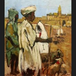 http://www.cerca-trova.fr/12841-thickbox_default/jehan-frison-bergers-et-troupeaux-a-fez-au-maroc-tableau.jpg