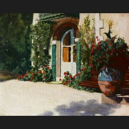 http://www.cerca-trova.fr/13268-thickbox_default/attribue-a-julien-gustave-gagliardini-entree-fleurie-d-une-villa-au-soleil-tableau.jpg