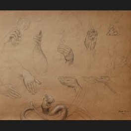 http://www.cerca-trova.fr/13378-thickbox_default/marcel-imbs-etude-de-mains-visages-et-serpent-dessin.jpg