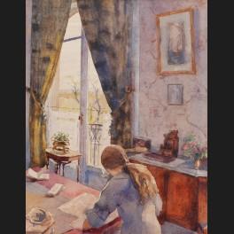 http://www.cerca-trova.fr/13641-thickbox_default/cecile-ally-jeune-fille-ecrivant-dans-un-interieur-parisien-aquarelle.jpg