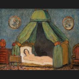 http://www.cerca-trova.fr/13795-thickbox_default/robert-lemonnier-le-lit-aux-rideaux-verts-tableau.jpg