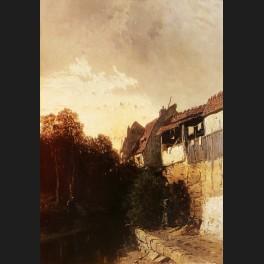 http://www.cerca-trova.fr/13800-thickbox_default/eugene-deshayes-femme-et-masures-en-bord-de-riviere-normandie-tableau.jpg