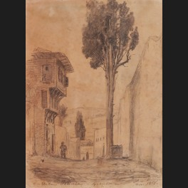 http://www.cerca-trova.fr/13954-thickbox_default/daniel-hermann-anton-melbye-paysage-de-turquie-dessin.jpg
