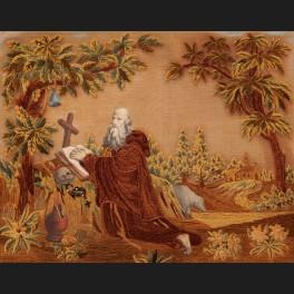 http://www.cerca-trova.fr/14234-thickbox_default/broderie-au-point-chenille-representant-saint-antoine-circa-1850.jpg