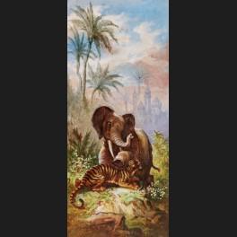 http://www.cerca-trova.fr/14335-thickbox_default/ecole-francaise-du-xixeme-siecle-combat-entre-un-tigre-et-un-elephant-dans-un-paysage-indien-porcelaine-polychrome.jpg