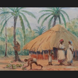 http://www.cerca-trova.fr/14371-thickbox_default/a-bournisien-scene-animee-dans-un-village-africain-aquarelle.jpg