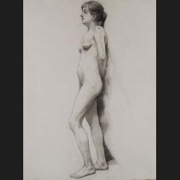 http://www.cerca-trova.fr/14570-thickbox_default/laetitia-doumichaud-de-la-chassagne-grosse-academie-de-femme-nue-debout-dessin.jpg
