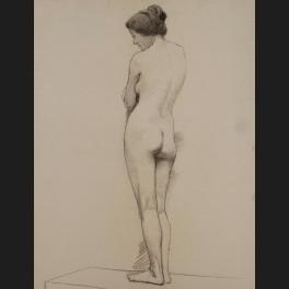 http://www.cerca-trova.fr/14578-thickbox_default/laetitia-doumichaud-de-la-chassagne-grosse-academie-de-femme-nue-debout-dessin.jpg
