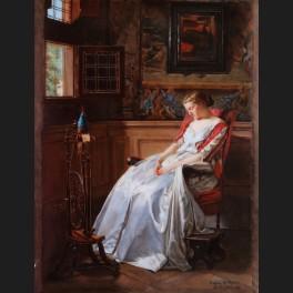 http://www.cerca-trova.fr/15894-thickbox_default/adeline-caillot-d-apres-victor-joseph-chavet-femme-endormie-dans-un-fauteuil.jpg