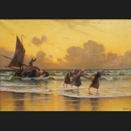 http://www.cerca-trova.fr/15904-thickbox_default/georges-philibert-charles-maroniez-echouage-d-un-flobart-sur-la-plage-de-berck-tableau.jpg