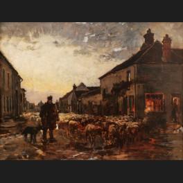 http://www.cerca-trova.fr/16140-thickbox_default/jean-ferdinand-chaigneau-berger-et-troupeau-de-moutons-rentrant-au-village-au-crepuscule-tableau.jpg
