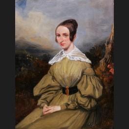 http://www.cerca-trova.fr/16224-thickbox_default/ecole-francaise-circa-1820-portrait-de-jeune-femme-en-robe-verte-tableau.jpg