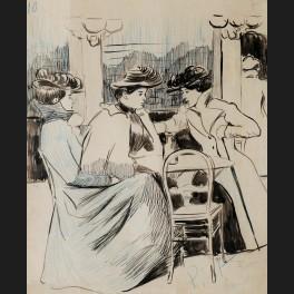 http://www.cerca-trova.fr/17682-thickbox_default/fernand-piet-trois-parisiennes-attablees-dans-un-cafe-dessin.jpg