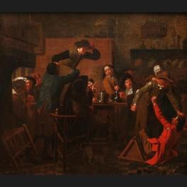 http://www.cerca-trova.fr/18099-thickbox_default/entourage-de-jan-josef-horemans-i-scene-de-rixe-dans-une-taverne-tableau.jpg