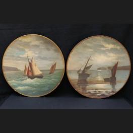 http://www.cerca-trova.fr/18193-thickbox_default/e-delaunay-scenes-maritimes-en-normandie-paire-de-plats-peints.jpg