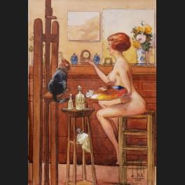 http://www.cerca-trova.fr/18611-thickbox_default/louis-vallet-la-femme-peintre-aquarelle.jpg