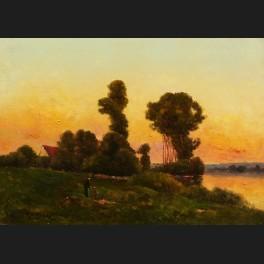 http://www.cerca-trova.fr/18658-thickbox_default/henry-jacques-delpy-femme-et-fillette-au-bord-de-la-riviere-soleil-couchant-tableau.jpg