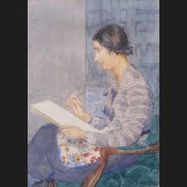 http://www.cerca-trova.fr/19861-thickbox_default/paul-gregoire-portrait-de-mme-gregoire-en-train-de-peindre-aquarelle.jpg