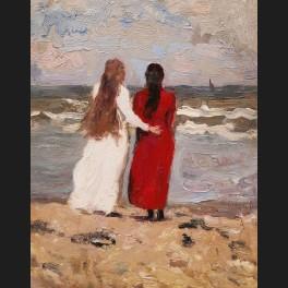 http://www.cerca-trova.fr/20117-thickbox_default/ecole-francaise-ou-belge-du-xixeme-siecle-deux-jeunes-femmes-face-a-la-mer-tableau.jpg