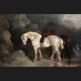 http://www.cerca-trova.fr/20368-thickbox_default/wouterus-i-verschuur-deux-chevaux-dans-un-paysage-rocheux-tableau.jpg