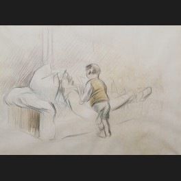 http://www.cerca-trova.fr/20384-thickbox_default/attribue-a-jean-louis-forain-petit-garcon-et-homme-alite-dessin.jpg