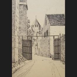 http://www.cerca-trova.fr/4310-thickbox_default/georges-bellanger-la-tour-cesar-depuis-une-rue-a-provins-dessin.jpg