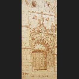 http://www.cerca-trova.fr/4327-thickbox_default/georges-bellanger-le-portail-de-l-eglise-sainte-croix-a-provins-dessin.jpg