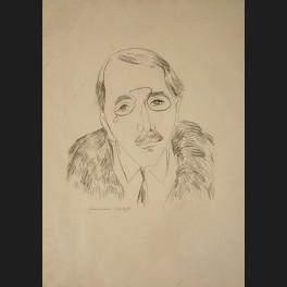 Marianne clouzot portrait d 39 homme dessin galerie cerca - Dessin marianne ...