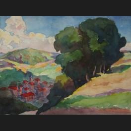 http://www.cerca-trova.fr/4766-thickbox_default/marc-alloueteau-village-dans-un-paysage-vallone-aquarelle.jpg