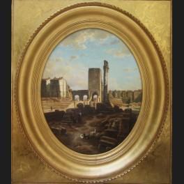 http://www.cerca-trova.fr/8918-thickbox_default/felix-hippolyte-lanoue-le-theatre-antique-d-arles-tableau.jpg